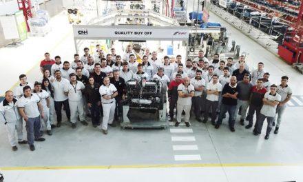 FPT supera a marca de 500 mil motores produzidos na região