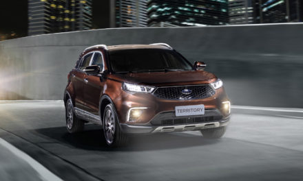 Chinês Territory será importado pela Ford em 2020