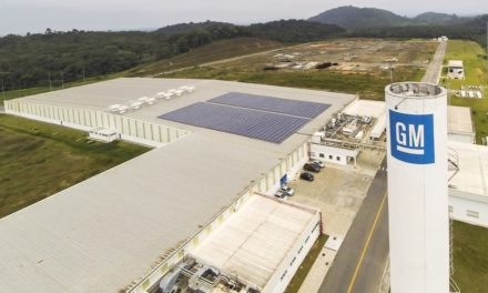 GM utiliza 11% de energia renovável no Brasil, metade da média mundial