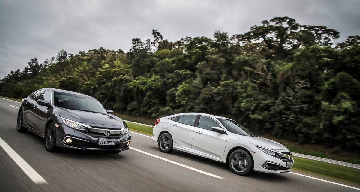 Honda: 2 milhões de automóveis vendidos no País.