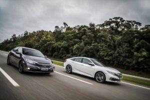 Honda Civic - linha 2020
