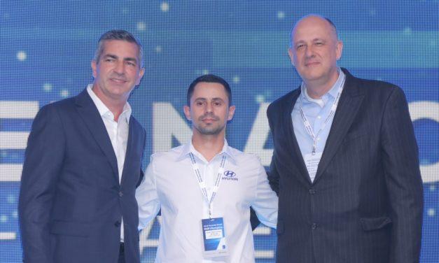 Hyundai elege o melhor profissional da rede no País