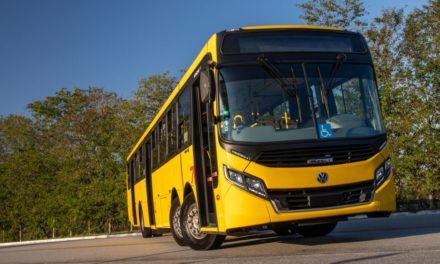 VWCO apresenta chassi com segundo eixo dianteiro