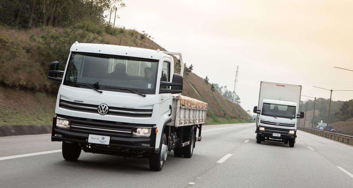 VWCO incorpora câmbio automatizado no Delivery