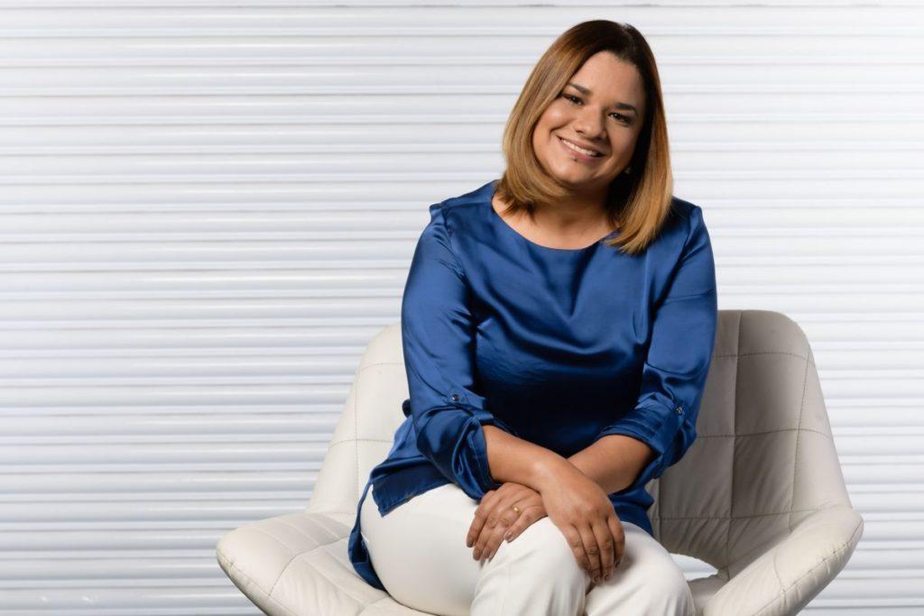 Kelly Gallinari- diretora Cliente - citroën