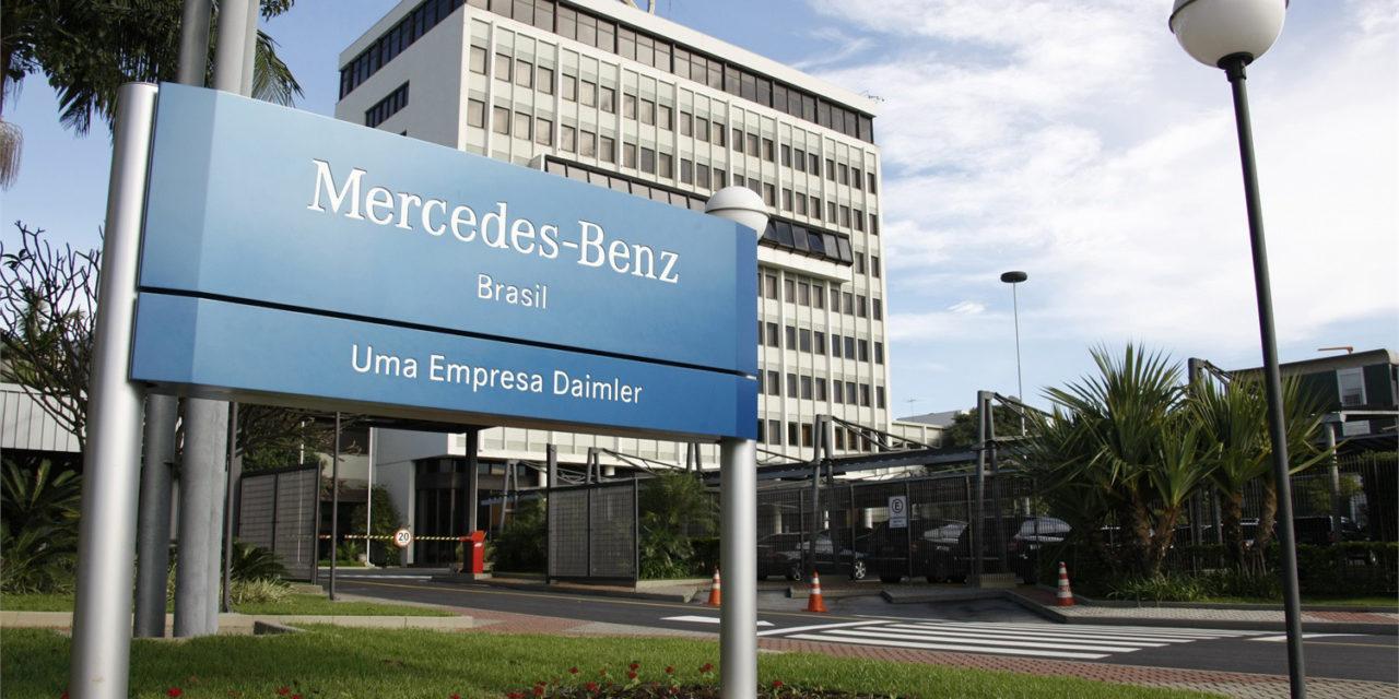 Mercedes-Benz tem 100 vagas para estagiários a partir de 2020