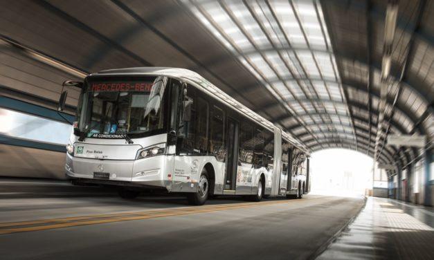 Mercedes-Benz reforça soluções em BRT