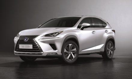 Lexus expande vendas em 10% no mundo