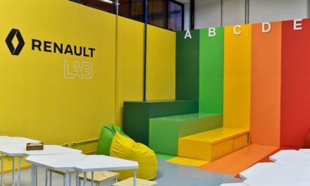 Universidade Positivo de Curitiba ganha Renault LAB