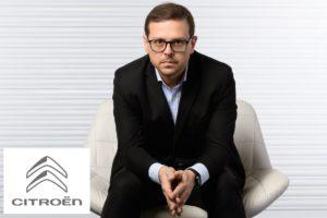 Sérgio Davico - diretor de marketing Citroën