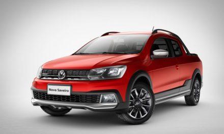 VW Saveiro começa a chegar no Peru