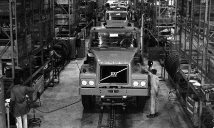 Volvo busca os pioneiros feitos no Brasil