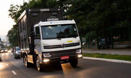 VW e-Delivery completa um ano de teste