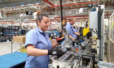 VW exporta cabeçotes de motores para a Alemanha