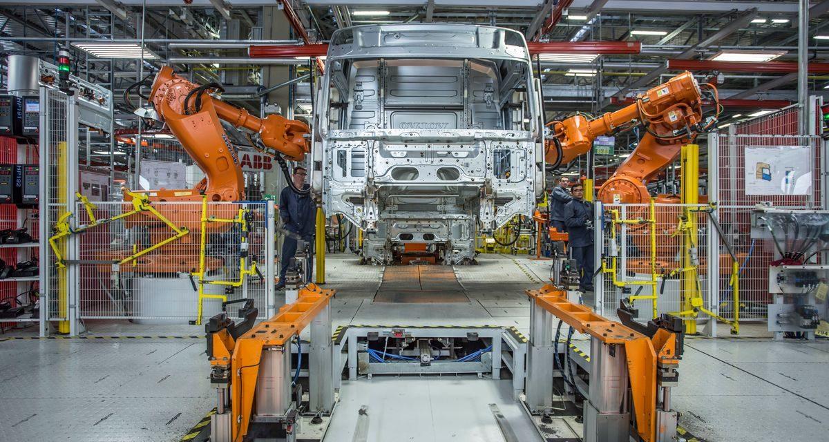 Volvo fecha acordo com trabalhadores