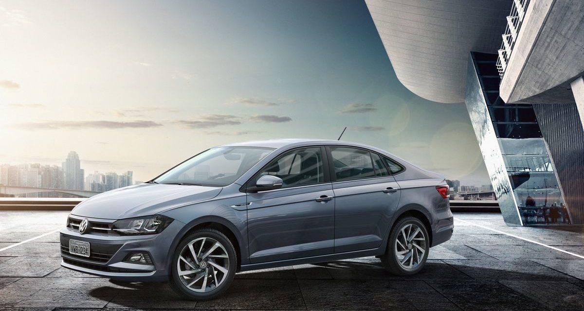 VW Virtus desembarca no México