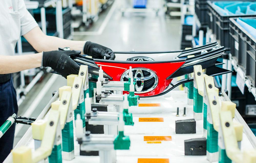 Toyota investirá R$ 1 bilhão para produzir novo carro em Sorocaba