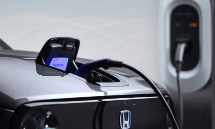 Honda apresenta pacote elétrico para a Europa