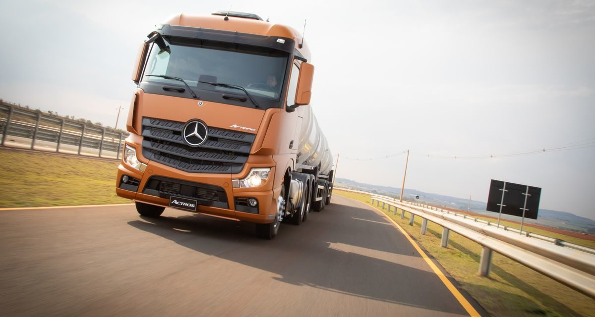 Mercedes-Benz avança com a digitalização no transporte