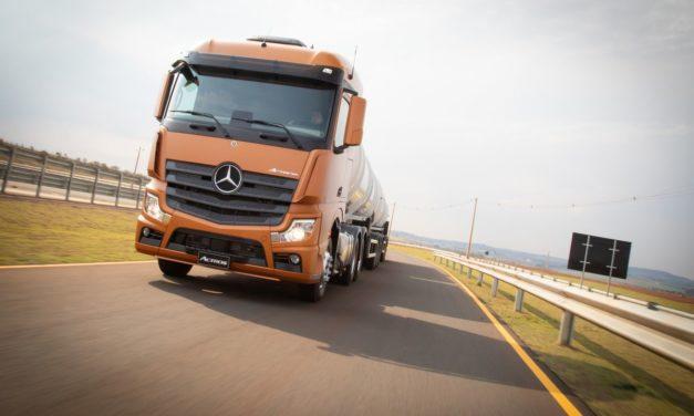 Mercedes-Benz avança com a digitalização no transporte
