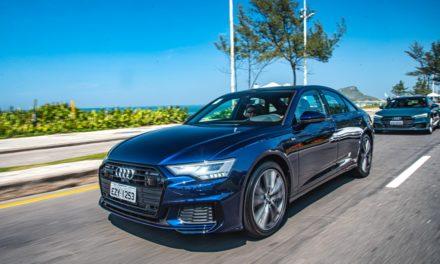 Audi apresenta os novos A6 a A7 na ArtRio