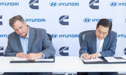 Cummins e Hyundai se unem em busca de novas tecnologias