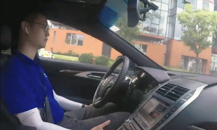 Ford testa condução remota via 5G