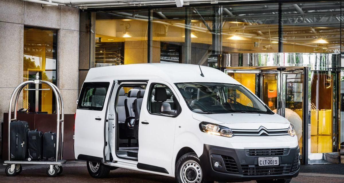 Porto Real alcança 1 mil unidades de Expert e Jumpy transformados em minibus