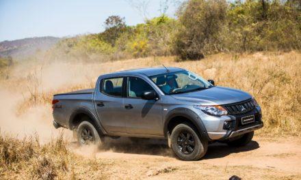 Outdoor é reforço para Triton, Mitsubishi mais vendido no Brasil