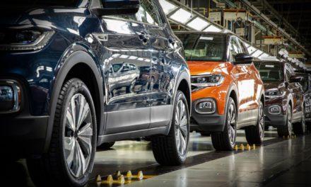 Produção nacional de veículos recua 3,9% em janeiro
