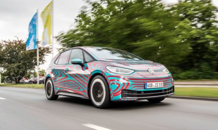 VW prepara lançamento mundial do ID.3 em Frankfurt