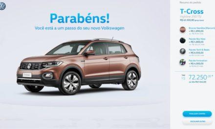 VW leva concessionária digital para Frankfurt