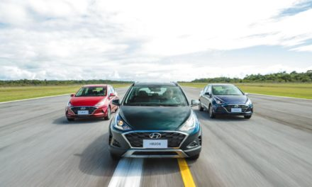 Hyundai amplia leque de opções com a nova geração da linha HB20