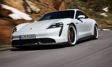 Porsche revela o Taycan, seu primeiro modelo elétrico