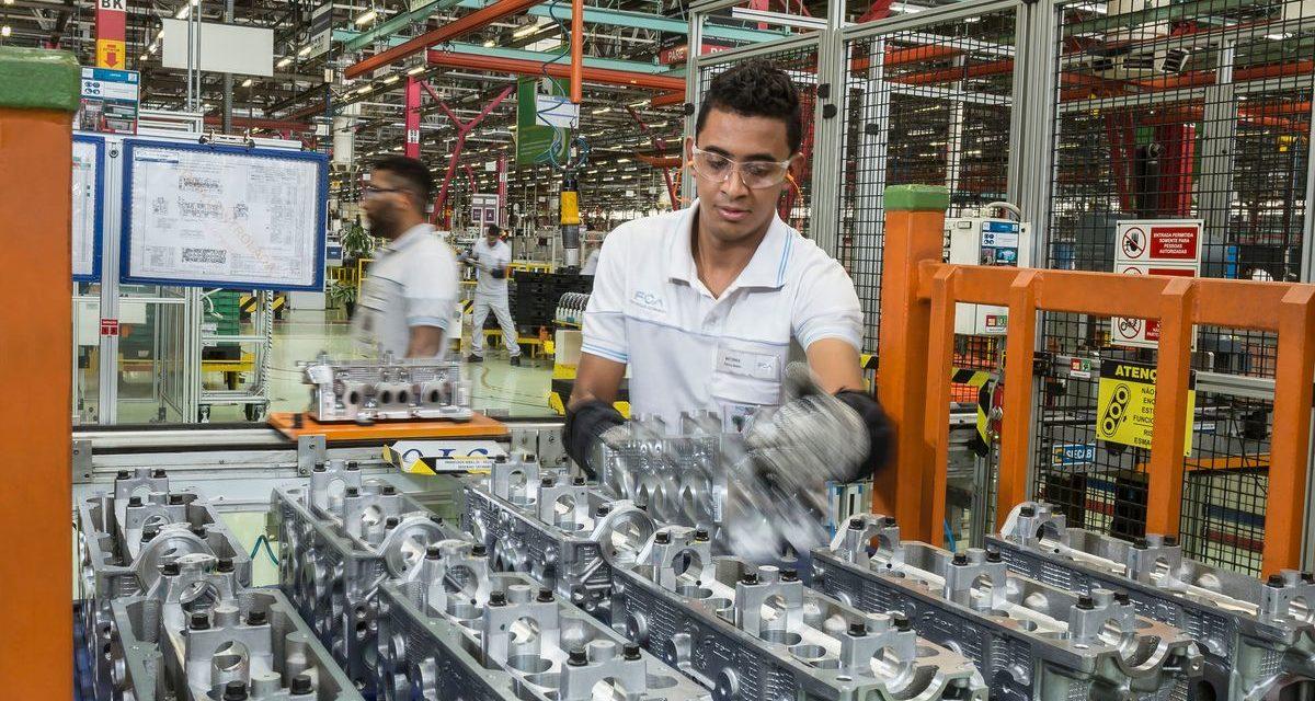 FCA inicia fornecimento de cabeçotes para Itália