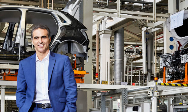 Volkswagen produzirá terceiro SUV nacional