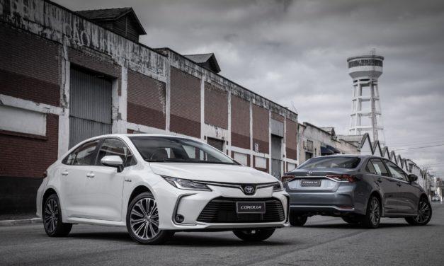 Toyota ingressa no Acordo de SP