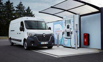 Renault terá utilitários elétricos com uso de hidrogênio