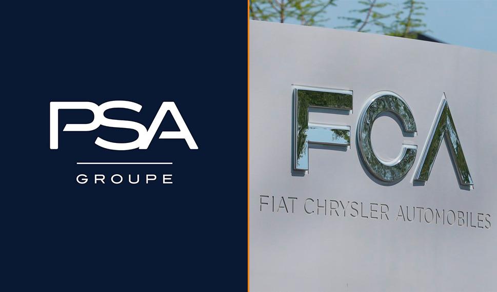 FCA e PSA confirmam negociação para fusão global