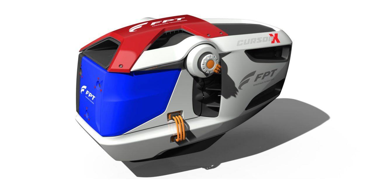 Cursor X, o futuro do motor na concepção da FPT