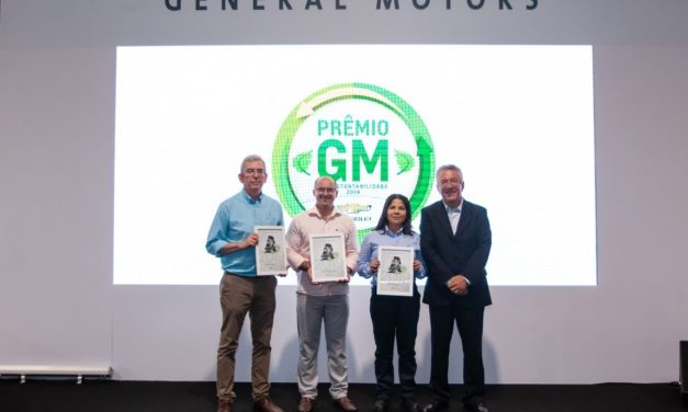 General Motors premia ações de sustentabilidade