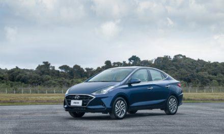 Hyundai antecipa venda do HB20S