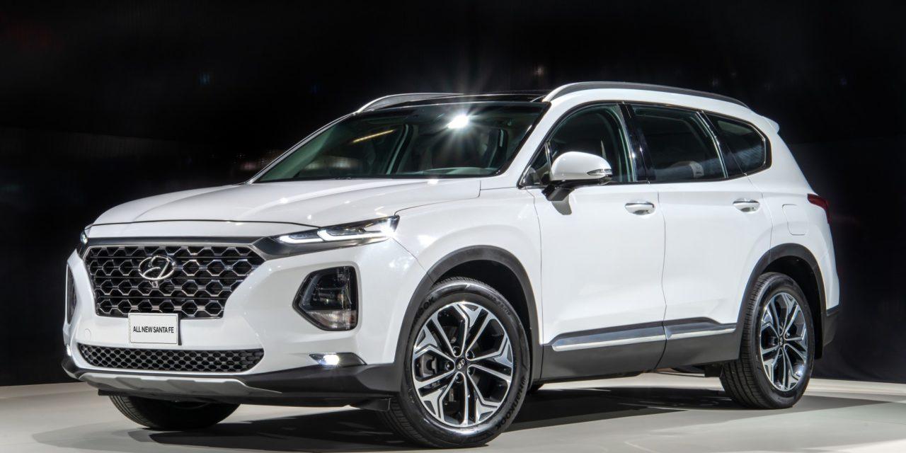 Caoa lança Hyundai Santa Fe com sete lugares