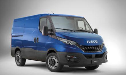 Iveco apresenta nova linha Daily