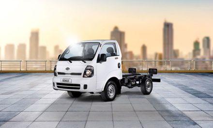 Kia Bongo atinge produção de 28 mil unidades no Uruguai