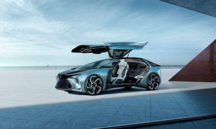 Lexus LF-30 Electrified traz ideia de futuro em elétricos