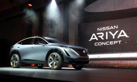 Nissan antecipa design da marca no elétrico Ariya