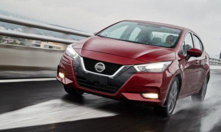 Novo Nissan Versa chega ao Brasil em 2020