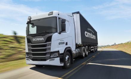 Além de GNV, Scania terá caminhão movido a gás liquefeito