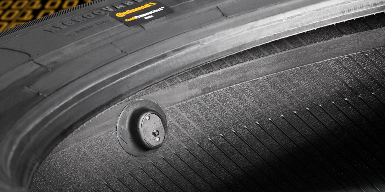 Continental promove test drive do pneu Conti HAC 3 na Fenatran